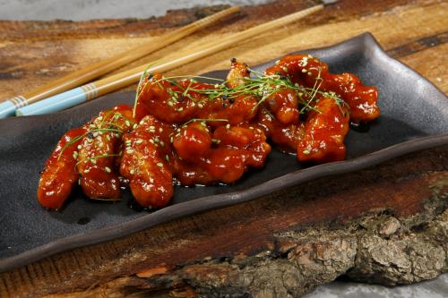Sweet and Sour Veal Tenderloin (Asian style)