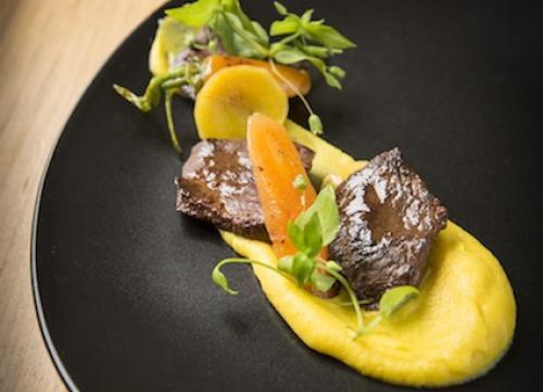 Cuore di vitello, carote e fondo di vitello